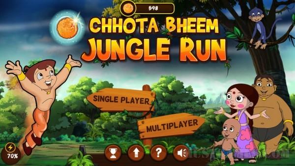 Chhota Bheem Jungle Run Review