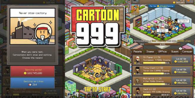 Cartoon999 Review