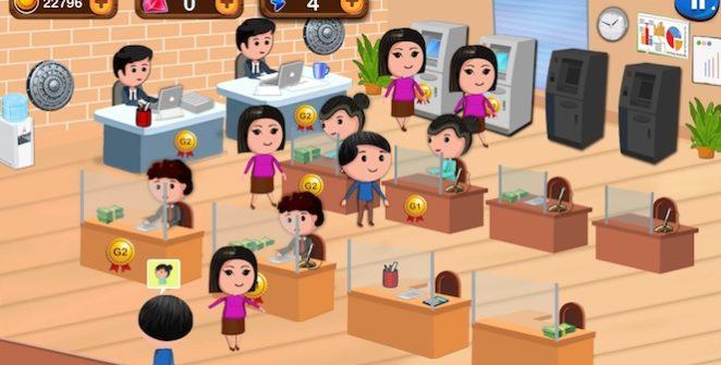 Kids Bank Cashier Job Review