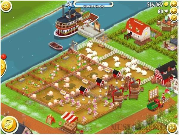 Hay Day Farm Designs Level 27