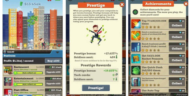 Tap Tycoon Review