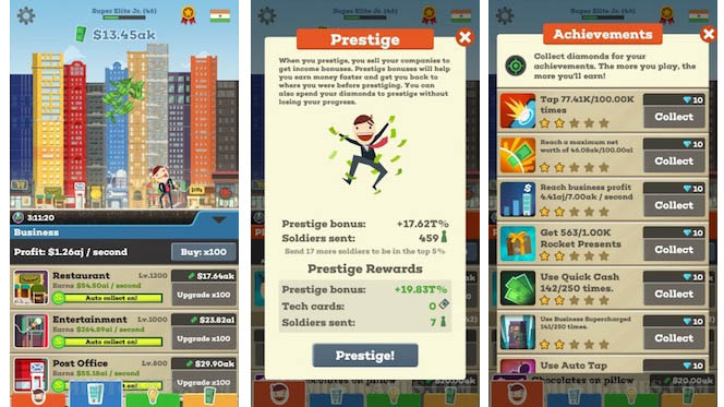 tap tycoon review android tapping game mustgames mustgames